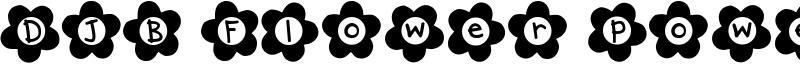 DJB Flower Power 2.ttf