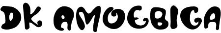 DK Amoebica Font