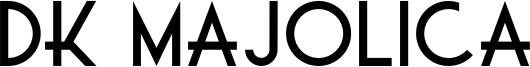 DK Majolica Font