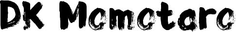 DK Momotaro Font
