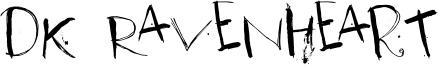 DK Ravenheart Font