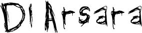 Dl Arsara Font