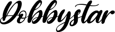 Dobbystar Font