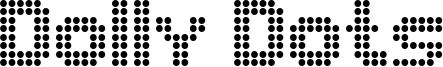 Dolly Dots Font