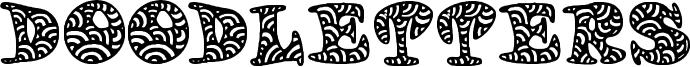 Doodletters Font