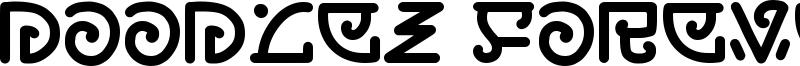Doodlez Forever Font