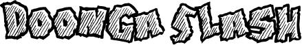 Doonga Slash Font