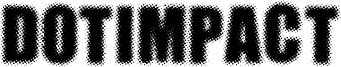 Dotimpact Font