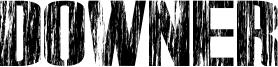 Downer Font