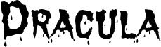 Dracula Font