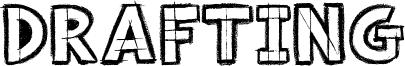 Drafting Font