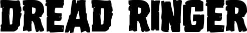Dread Ringer Font