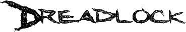 Dreadlock Font