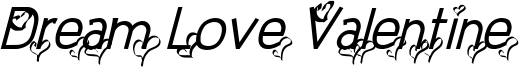 Dream Love Valentine Italic.ttf