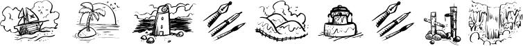 Dreambats Font