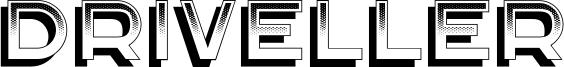 Driveller Font
