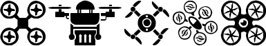 Drone Font