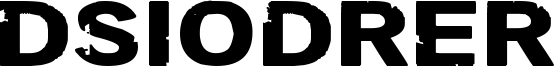 DSIODRER.ttf