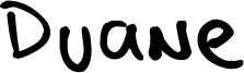 Duane Font