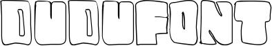 Dudufont Font