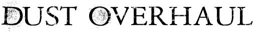 Dust Overhaul Font