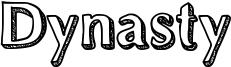 Dynasty Font