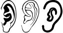 Ear Font