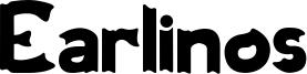 Earlinos Font