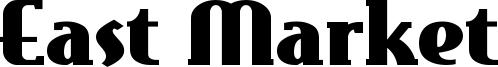 East Market Font