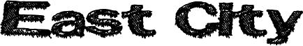 East City Font