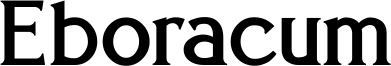 Eboracum Font