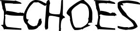 Echoes Font
