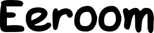 Eeroom Font