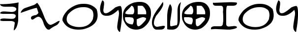Efontlution Font