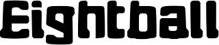 Eightball Font