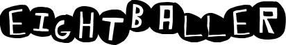 EightBaller Font