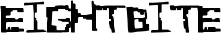 EightBite Font