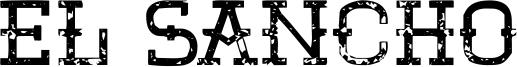 El Sancho Font