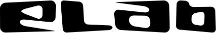 eLab Font