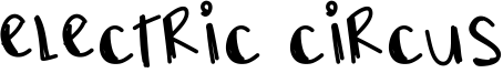Electric Circus Font