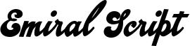 EmiralScriptBold_PERSONAL_USE.ttf