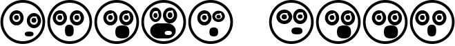 Emoji Boom Font