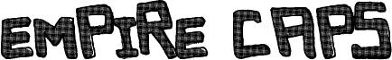 Empire Caps Font