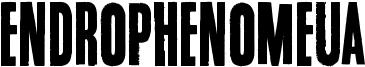 Endrophenomeua Font
