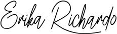 Erika Richardo Font