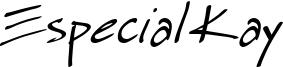 Especial Kay Font