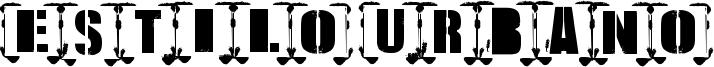Estilo Urbano Font