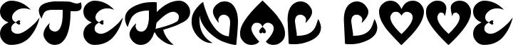 Eternal Love Font