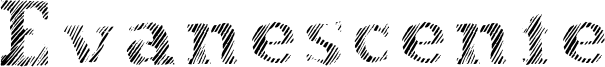 Evanescente Font