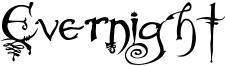 Evernight Font